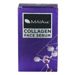 Maia mc - Kolajen ve Vitaminli Yüz Serumu Collagen Face Serum 30 ML Görseli