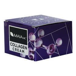 Maia mc - Kolajenli Vitaminli Yüz ve Boyun Cilt Bakım Kremi Collagen Cream 50 ML Görseli