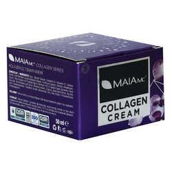 Kolajenli Vitaminli Yüz ve Boyun Cilt Bakım Kremi Collagen Cream 50 ML - Thumbnail