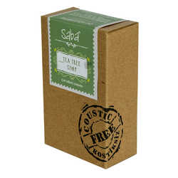 Saba - Kostiksiz Çay Ağacı Sabunu 125 Gr Görseli