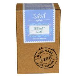 Saba - Kostiksiz Therapy Sabunu 125 Gr Görseli