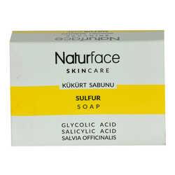 Naturface - Kükürt Sabunu Cilt Bakımı Sulfur Soap 100 Gr Görseli