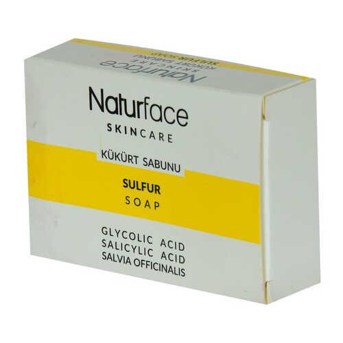 Kükürt Sabunu Cilt Bakımı Sulfur Soap 100 Gr