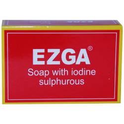 Ezga - Kükürtlü Sabun 100 Gr Görseli