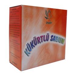 Kükürtlü Sabun 150Gr - Thumbnail