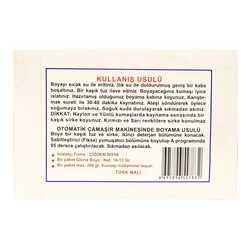 Gloria - Kumaş Boyası Al Kırmızı 10 Gr Paket Görseli