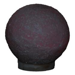 Küre Kaya Tuzu Lambası 7-8Kg - Thumbnail