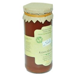 Saba - Kuşburnu Marmelatı Cam Kavanoz 575 Gr (1)