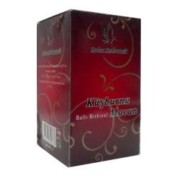 Kuşburnulu Ballı Bitkisel Karışım Cam Kavanoz 450 Gr - Thumbnail