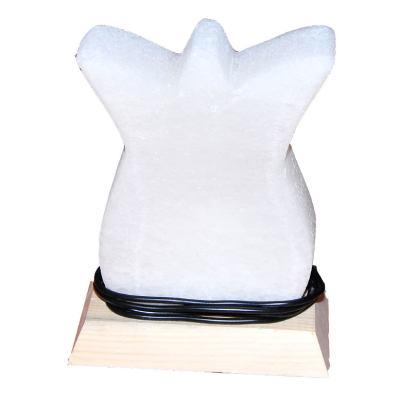 Lale Desenli Kaya Tuzu Lambası 1-2Kg