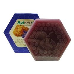 Apiplus+ - Lavanta Ballı Lavanta Yağlı Sabun 120 Gr Görseli