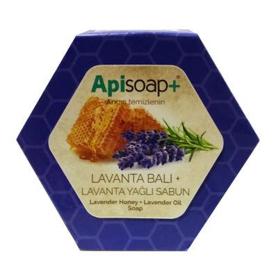Lavanta Ballı Lavanta Yağlı Sabun 120 Gr