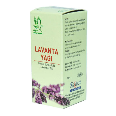 Lavanta Yağı 20 cc