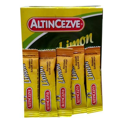 Limon Aromalı Tek İçimlik İçecek Tozu 1.5 Gr X 60 Pkt