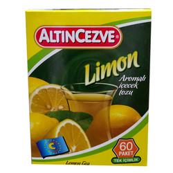 Limon Aromalı Tek İçimlik İçecek Tozu 1.5 Gr X 60 Pkt - Thumbnail