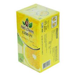 Hel-Dem - Limon Bitki Çayı 2 Gr x 20 Süzen Poşet 40 Gr Görseli
