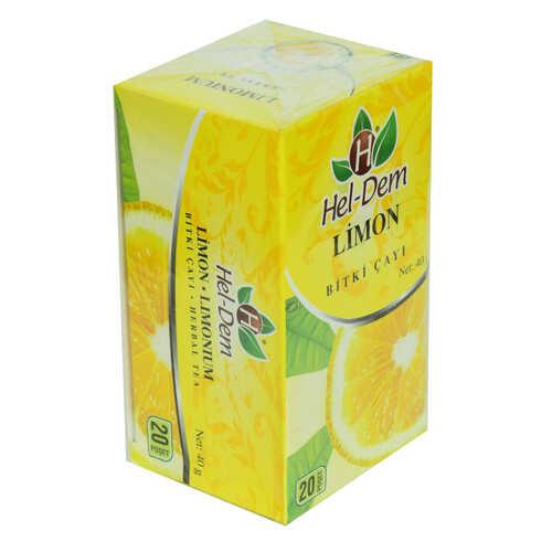 Limon Bitki Çayı 2 Gr x 20 Süzen Poşet 40 Gr