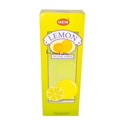 Limon Kokulu 20 Çubuk Tütsü - Lemon