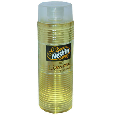 Limon Kolonyası 80 Derece Pet Şişe 400 ML - Zitrone