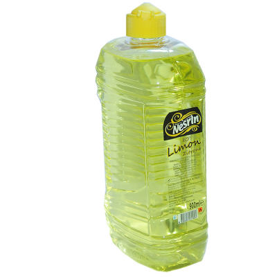 Limon Kolonyası 80 Derece Pet Şişe 900 ML