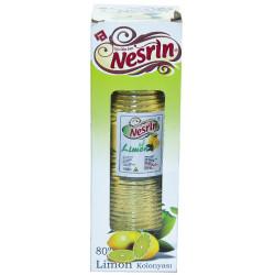 Nesrin - Limon Kolonyası Kutulu 80 Derece Pet Şişe 400 ML (1)
