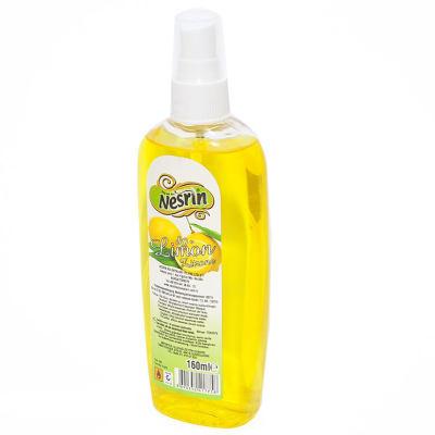Limon Kolonyası Sprey 80 Derece Pet Şişe 160 ML