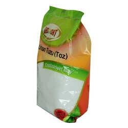 Limon Tuzu Toz İnce Çekim 1000 Gr Paket - Thumbnail