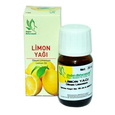 Limon Yağı 20 cc