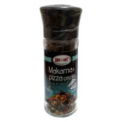 Makarna ve Pizza Çeşnisi Cam Değirmen 50 Gr - Thumbnail