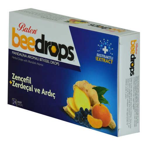 Mandalina Aromalı Bitkisel Drops 24 Adet