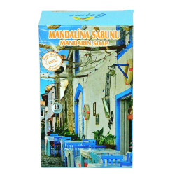 Saba - Mandalina Sabunu - Çeşme 125Gr (1)