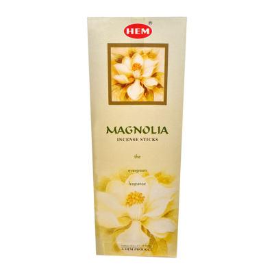 Manolya Kokulu 20 Çubuk Tütsü - Magnolia
