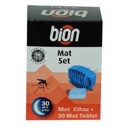 Mat Set Cihazı ve 30 Mat Kokusuz Tablet Kovucu 30 Gece Etkili Set - Thumbnail