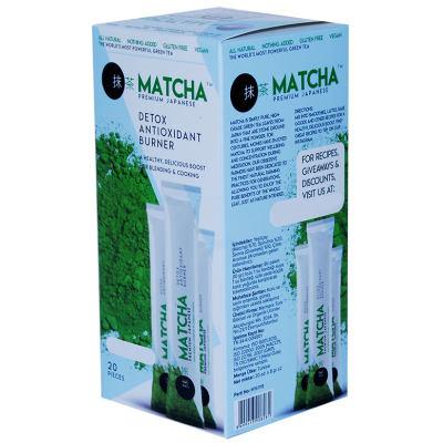 Matcha (Maça) Çayı Premium 20 Poşet
