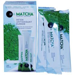 Matcha (Maça) Çayı Premium 20 Pşt - Thumbnail