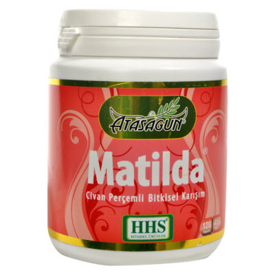 Matilda Civanperçemli 120Kapsül
