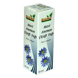 Mavi Anemon Çiçeği Yağı 20 ML - Oleum Anemone - Thumbnail