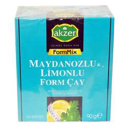 Maydanozlu ve Limonlu Bitkisel From Çay 60 Süzen Poşet - Thumbnail