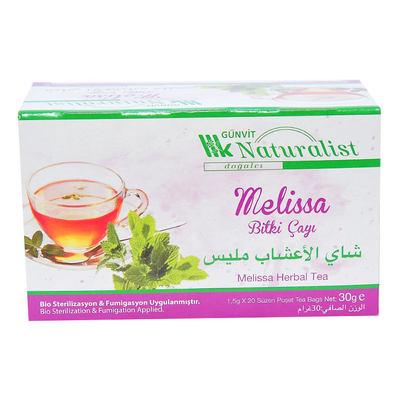 Melisa Bitki Çayı 20 Süzen Poşet