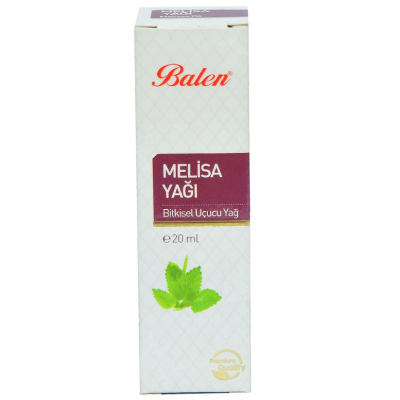 Melisa Yağı 20 ML