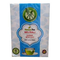 Melisalı Karışık Bitki Çayı 42 Süzen Pşt - Thumbnail