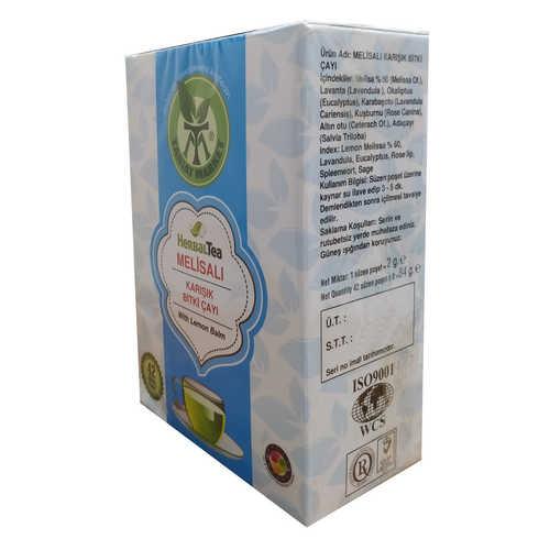Melisalı Karışık Bitki Çayı 42 Süzen Pşt