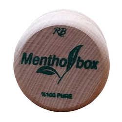Menthol Taşı Spa ve Masaj Mentholü 6 Gr X 6 Adet - Thumbnail