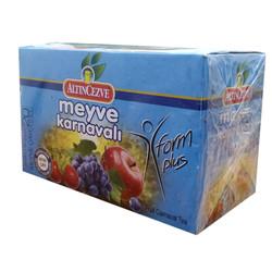 Altıncezve - Meyve Karnavalı Karışık Meyve Çayı 20 Süzen Pşt Görseli
