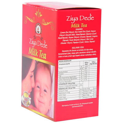 Milk Tea 250 Gr
