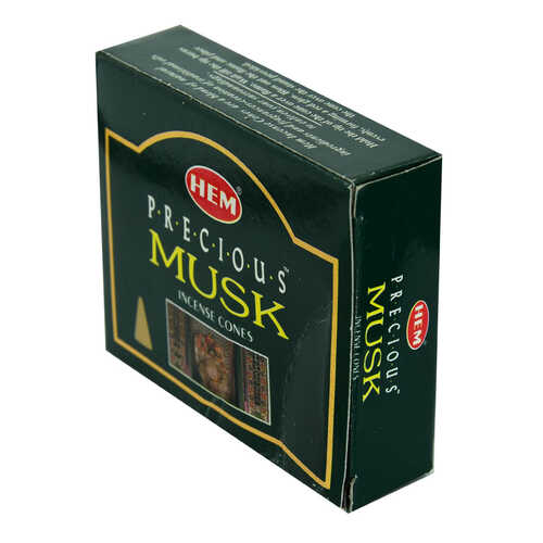 Misk Kokulu 10 Konik Tütsü - Musk