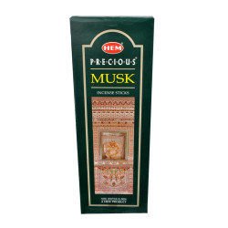 Misk Kokulu 20 Çubuk Tütsü - Musk - Thumbnail