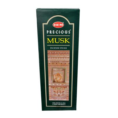 Misk Kokulu 20 Çubuk Tütsü - Musk