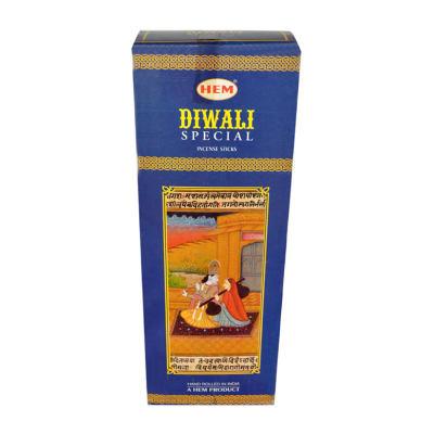 Diwali Mistik Kokulu 20 Çubuk Tütsü - Diwali