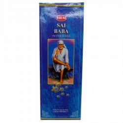 Sai Baba Mistik Kokulu 20 Çubuk Tütsü - Sai Baba - Thumbnail